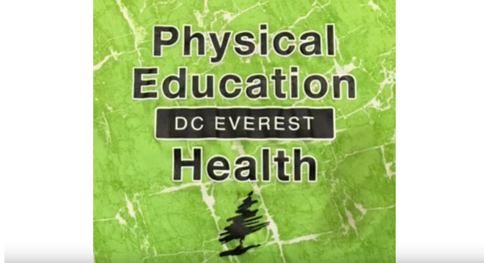 Junior High Physical Education Video opens in a new window