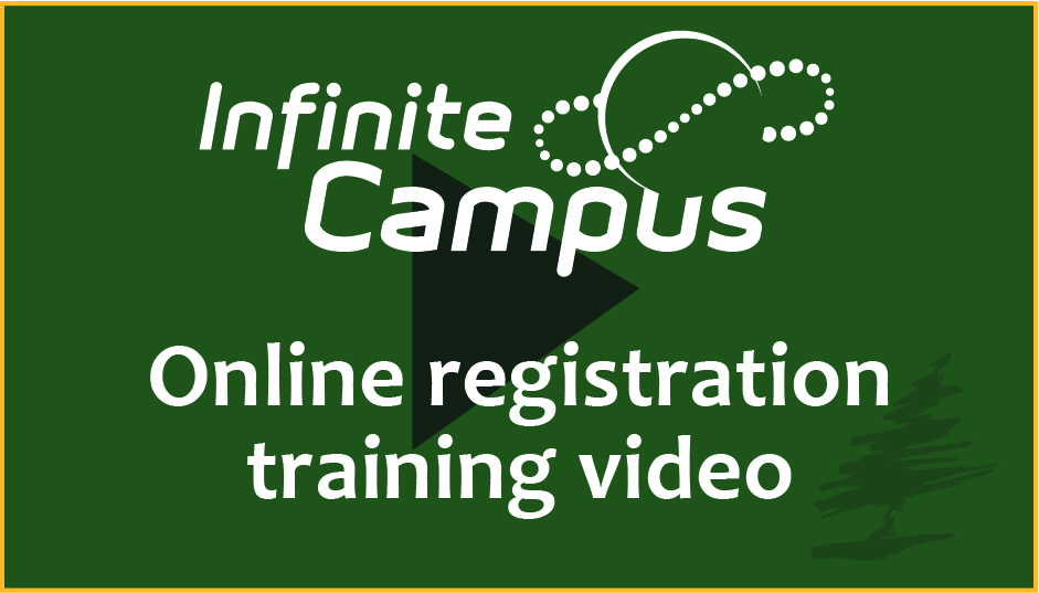 Helpful video to guide parents through the online registration process