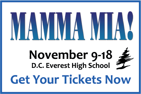 Order tickets for Mama Mia Opens in a New Window