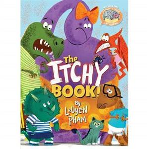 Book cover for The Itchy Book