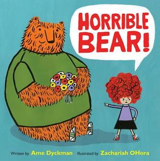 Book cover Horrible Bear