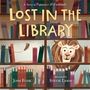 Book Cover for Lost in the Library
