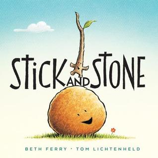 Book Cover Stick and Stone