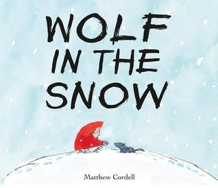 Book Cover Wolf in the Snow