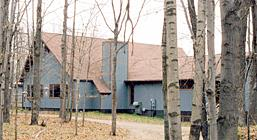 Photo of the Twin Oaks Environmental Center Building