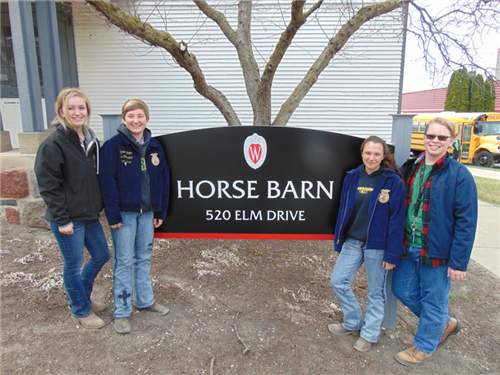 FFA Horse Evaluation Team