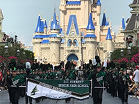 D.C. EVEREST MUSICIANS SHOWCASE AND HONE THEIR SKILLS AT DISNEY VENUES IN FLORIDA