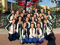 Dance team in Florida