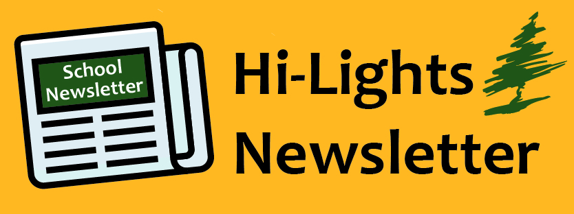 Click here for the Highlights Newsletter