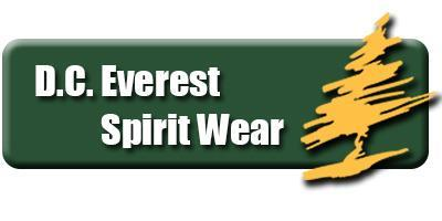 Click here for D.C. Everest Spirit Wear
