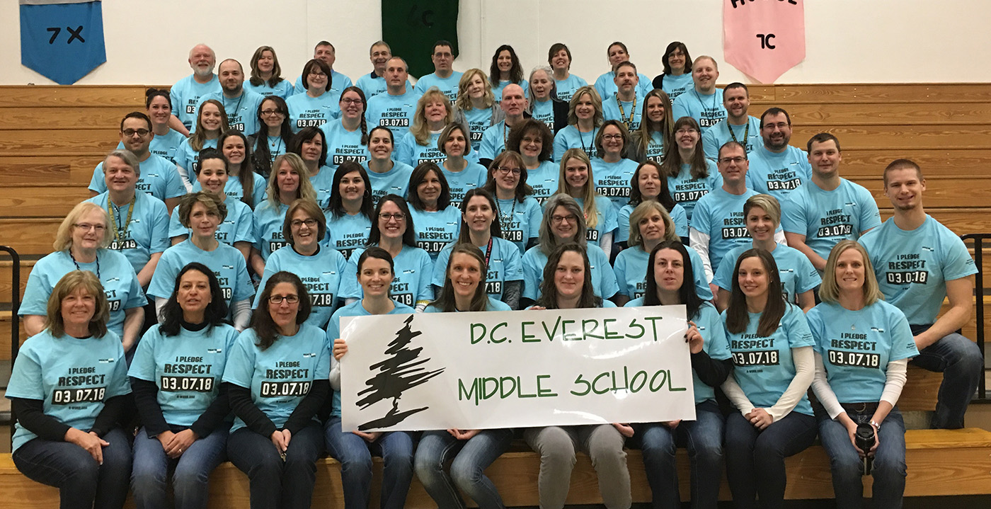 DC Everest Middle School Homepage