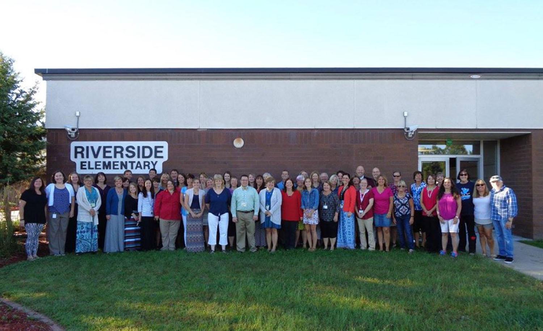 Riverside Elementary / Homepage
