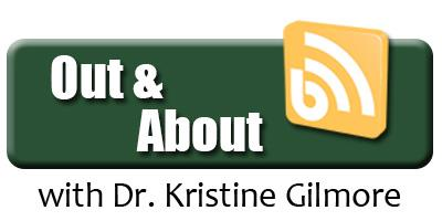 Out and About with Dr Kristine Gilmore